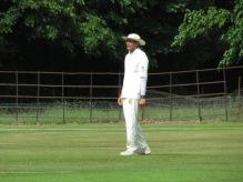 Skipper Saurav contemplates a big run chase