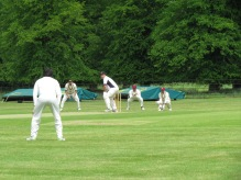 Andy Stokes hammers 122* for Nomads