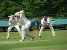 Strong reply from Jai Singh leading the way for KCC
