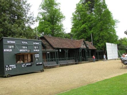 Ascott House pavilion