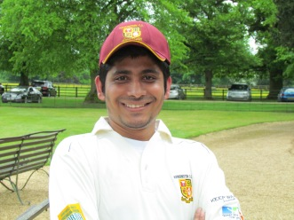 Kamrul Hasan with 55* almost sees KCC home