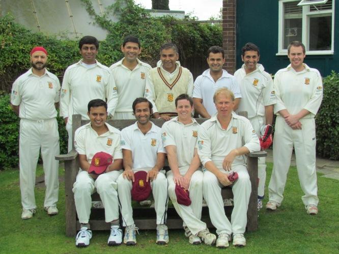 Pammi Chaggar, Amit Shanker, Saurav Sen, Neeraj Nayar, Tabrez Khan, Shahzeb Mohammed, Matt Syddall. Seated: Ravi Mantha, Rohan Ghosh, Tim Keleher, Chris Ledger
