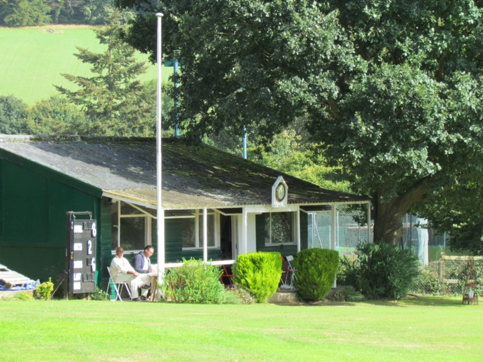 The pavilion at Great Missenden