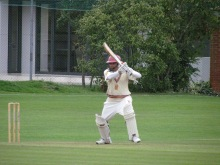 Neeraj supports but the wickets tumble