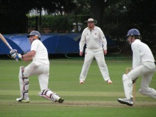 A six for Wes as KCC close in on the target