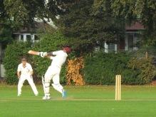 Saikat launches a straight six
