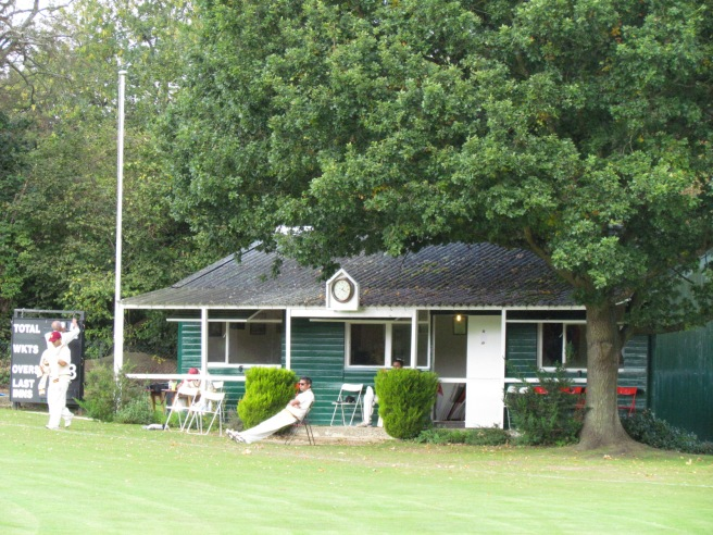 Pavilion at Great Missenden Pelicans
