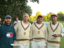 Four Wise Men of KCC