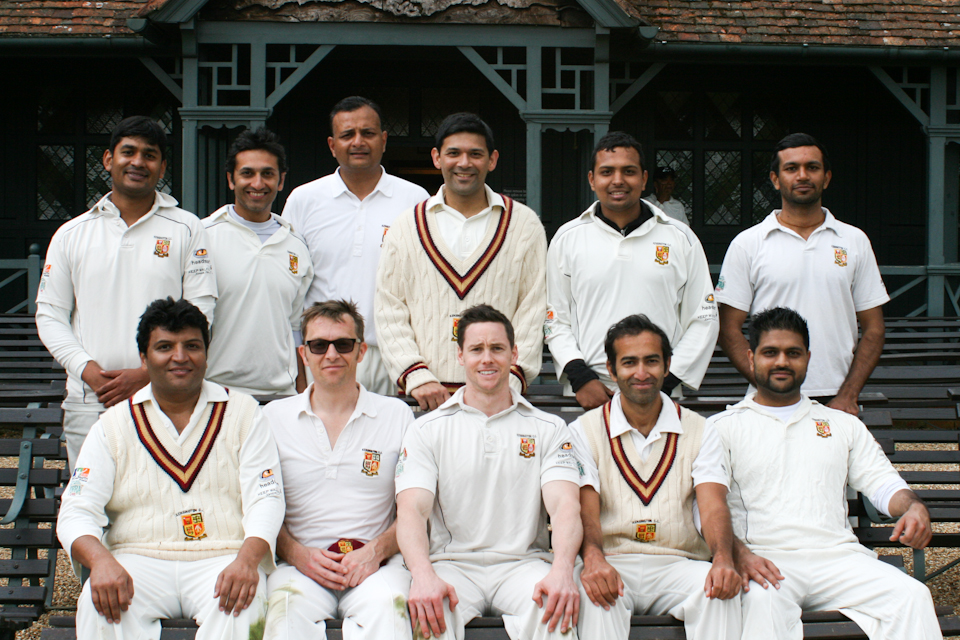 Kensington XI vs Deutsche Bank at Ascott House