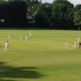 Ground at Hornsey