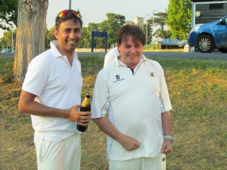 Deepak picks up the Cobra Award