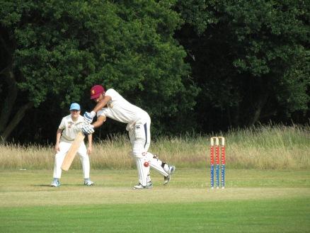 Rohan Ghosh strikes form