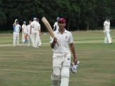 RO out for 84 after a 134 run stand with Sid