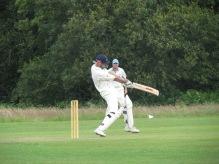 Saurav powers his way to an unbeaten 51 in 34 balls