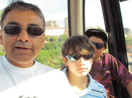 Neeraj, Stefanos and Alex