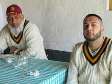 Nasser Khan and son Amar