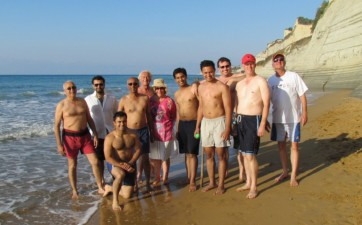 Sunil, Khush, Tabby, San, Michael, Sue, Furquan, Ravi, Steve, Chris, Mark