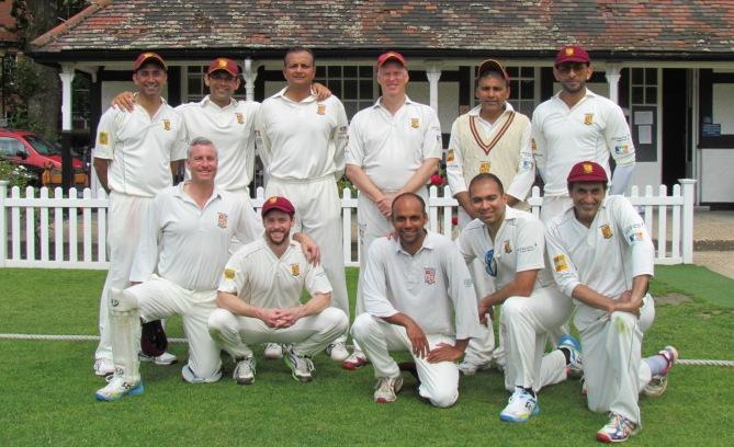 Back: Deepak, Saurav, Jai, Chris, Neeraj, Eddy Front: Jamie, Tim, David, Sid, Shahzeb