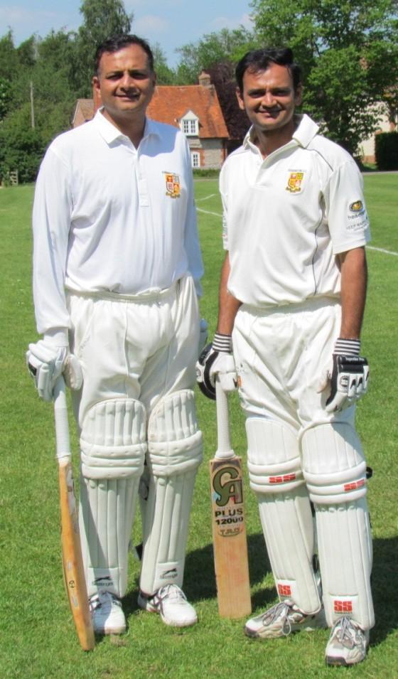 Jai Singh and Hemang Badani