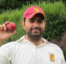 Khush with a five wicket haul