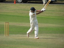 Nitin clips one for four