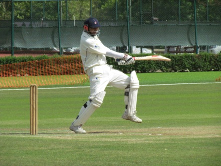 Saurav strikes form with a brilliant 97*