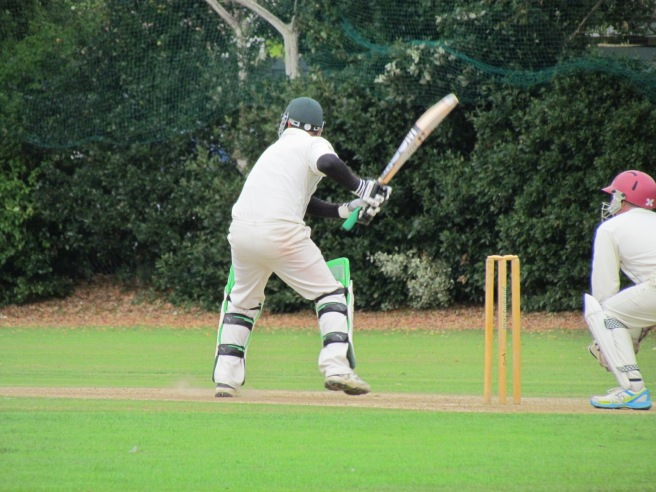 Waj uncoils on his way to 30 in 11 balls