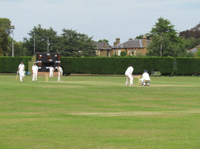 Richmond ground