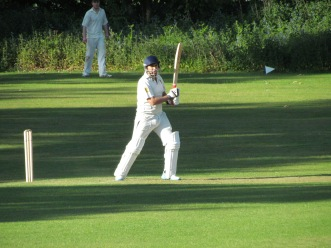 Sid gets to his fifty