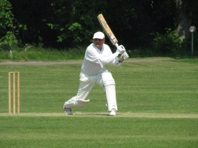 Jai Singh on his way to a hundred