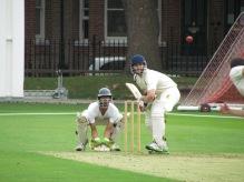 Tim watchful as he builds a match-winning innings