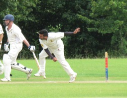 Wajid fires some thunderbolts