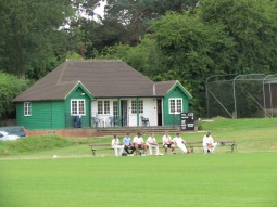 Pavilion at Harpsden CC