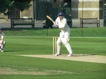 Jai finishes the job with a classy 38*