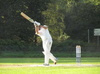 Sid reaches 100 in just 82 balls