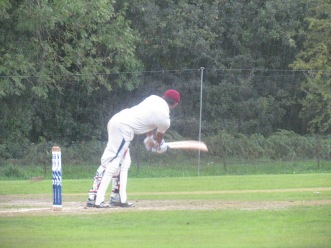 Rohan (61*) gives valiant chase but we fall well short