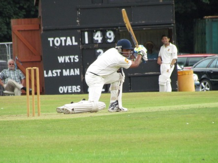Kabir Bali on his way to 108