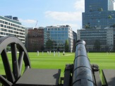 The Hon Artillery ground