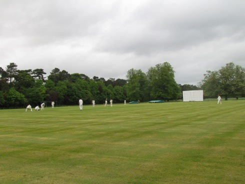 Ascott House ground