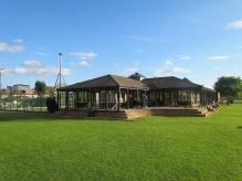 The pavilion at Northfields