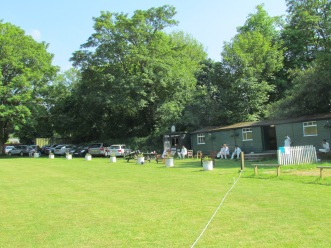 Reigate Pilgrims ground