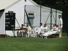Watching the batting collapse