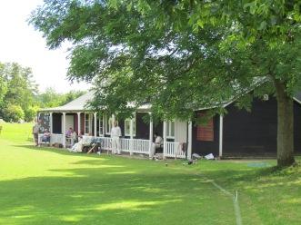 Marlow Park pavilion