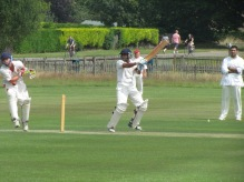 A great start from Rohan