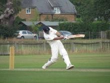 Saurav's entertaining 26* in 14 balls