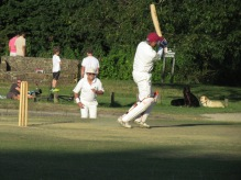 Pammi supports in a 83 run stand