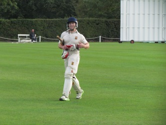 A captain's knock - well done Timmo