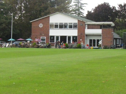 The pavilion at Maidenhead & Bray