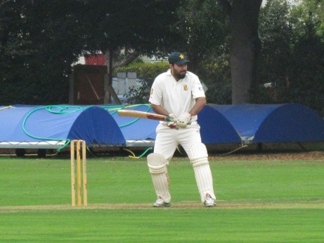 Khush (42*) steers the Youths to a healthy 256