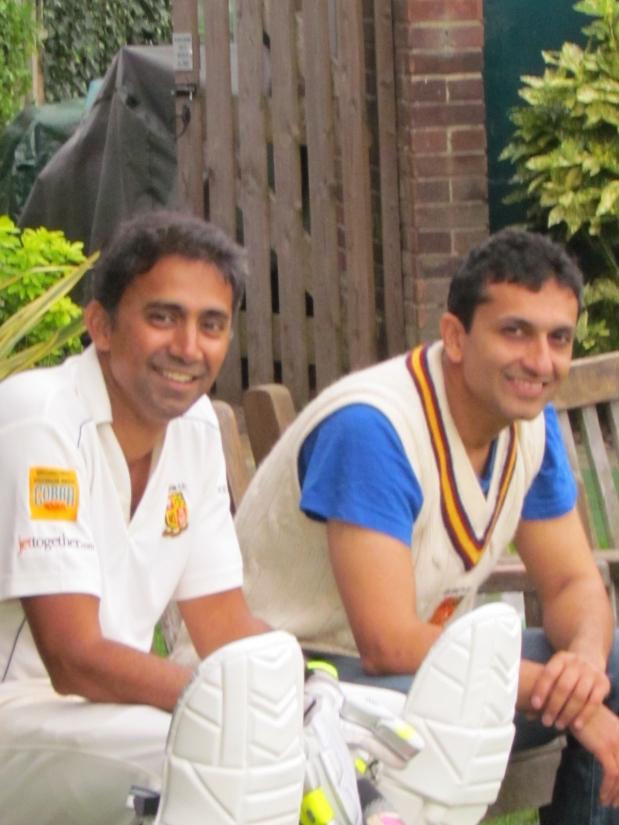 Deepak and Shahzeb